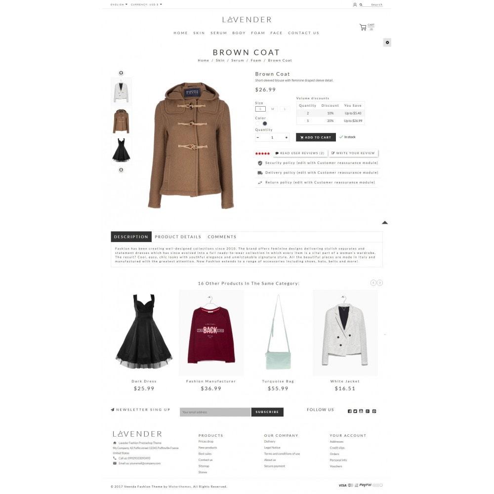 theme - Fashion & Shoes - Lavender Fashion Store - 5