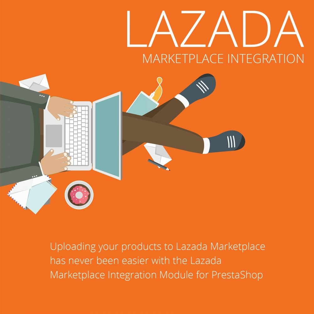 module - Marketplace - Lazada Marketplace Integration - 2