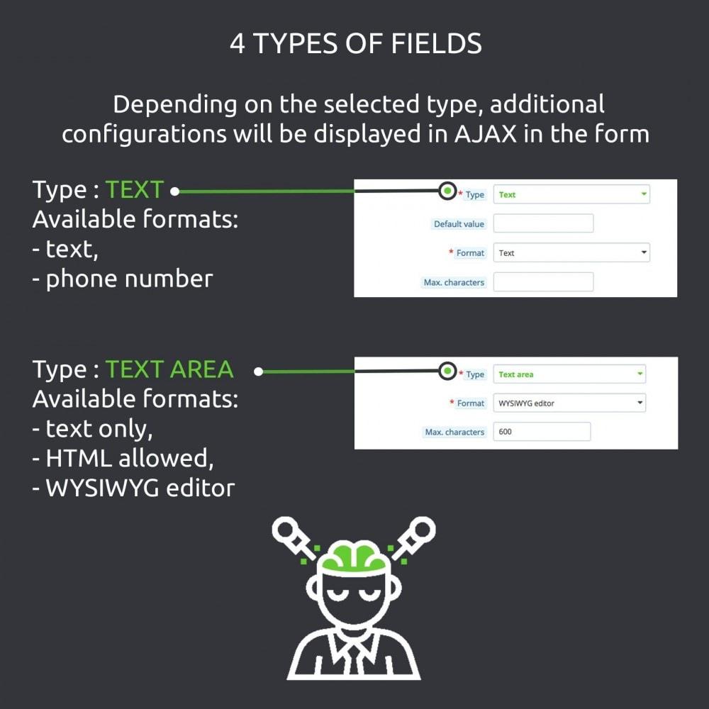 module - Informaciones adicionales y Pestañas - Advanced Custom Fields : create new fields quickly - 4
