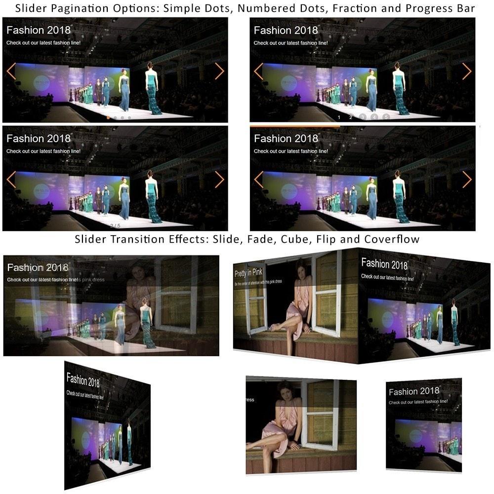 module - Personnalisation de Page - EVOLVE Portal - 3