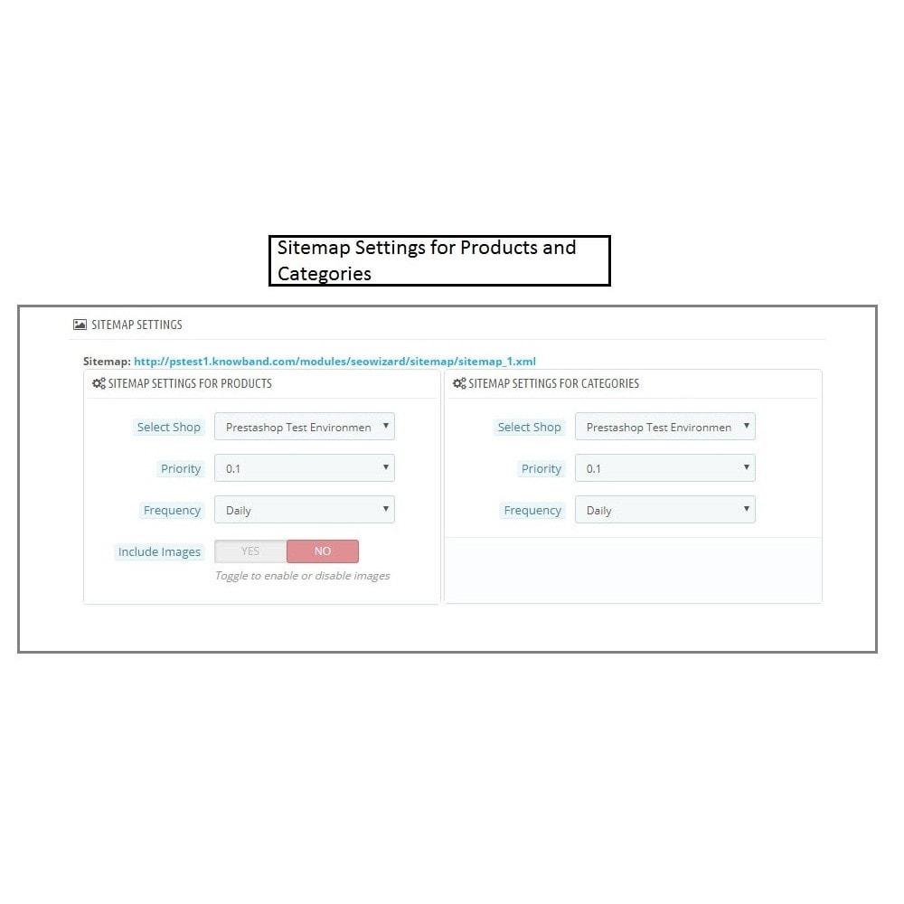module - Естественная поисковая оптимизация - Knowband - SEO Wizard - 1
