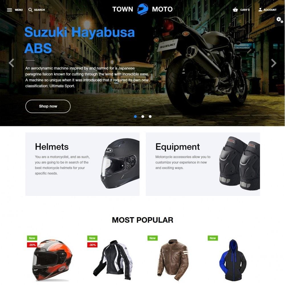 theme - Auto & Moto - Town Moto - 2