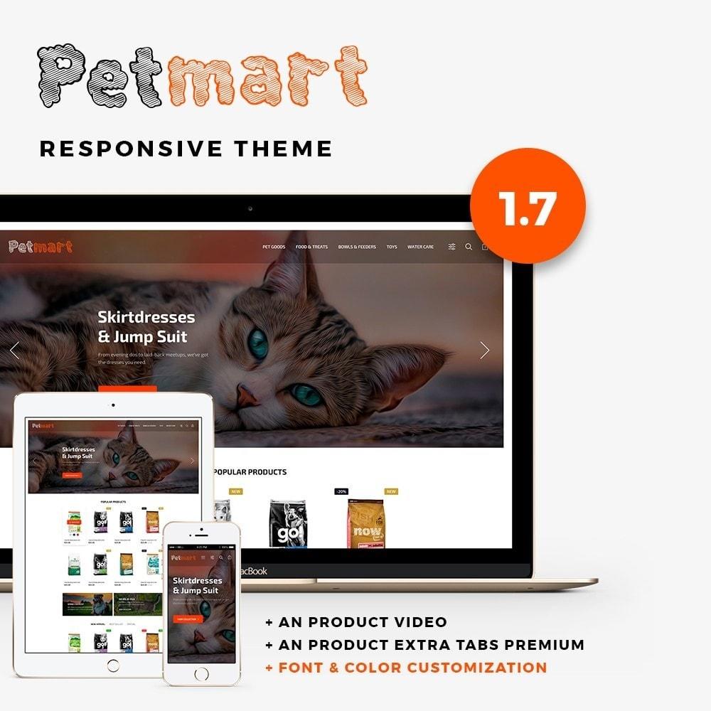 theme - Tier - Petmart - 1