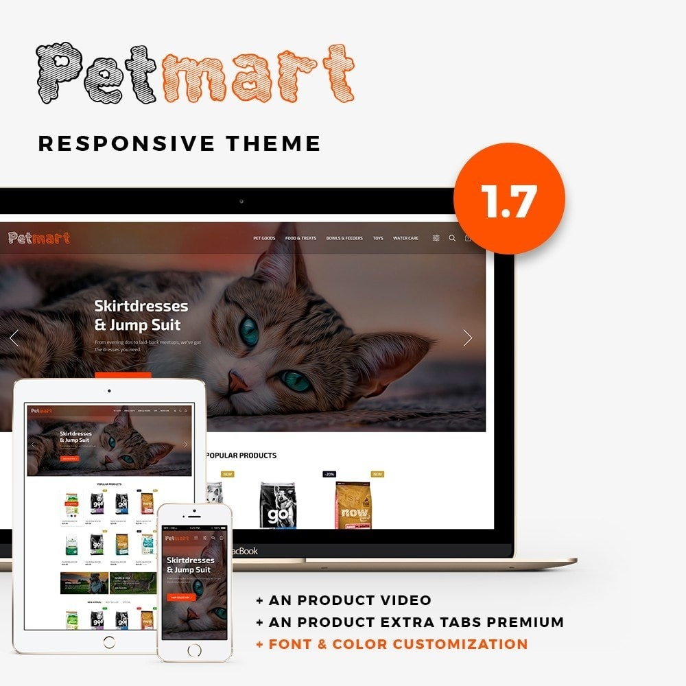 theme - Animales y Mascotas - Petmart - 1