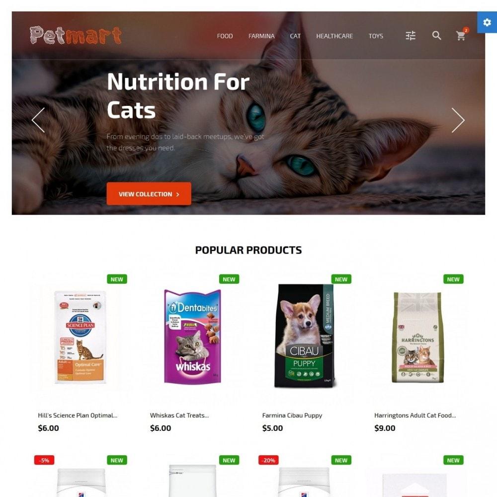 theme - Animales y Mascotas - Petmart - 2