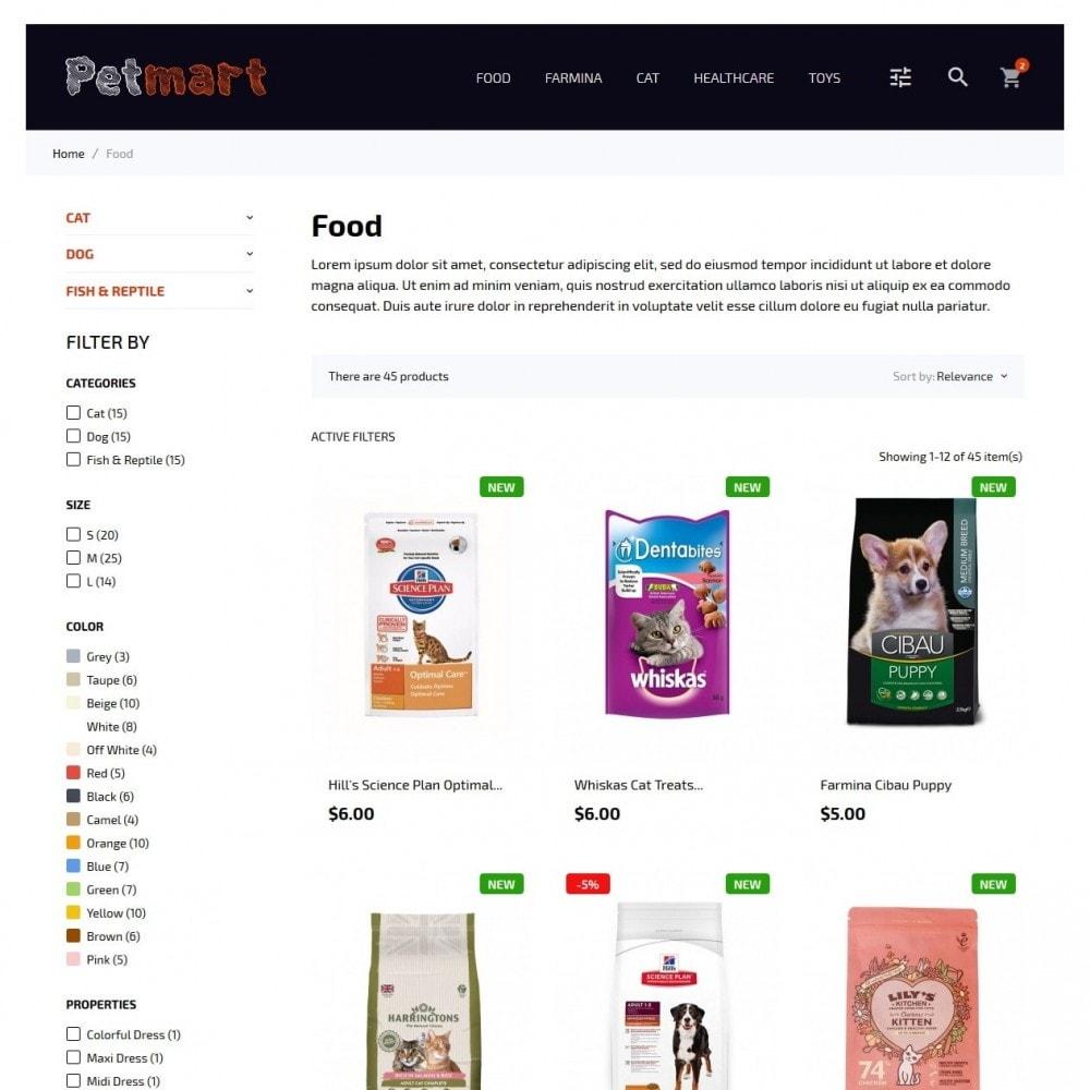 theme - Animales y Mascotas - Petmart - 5