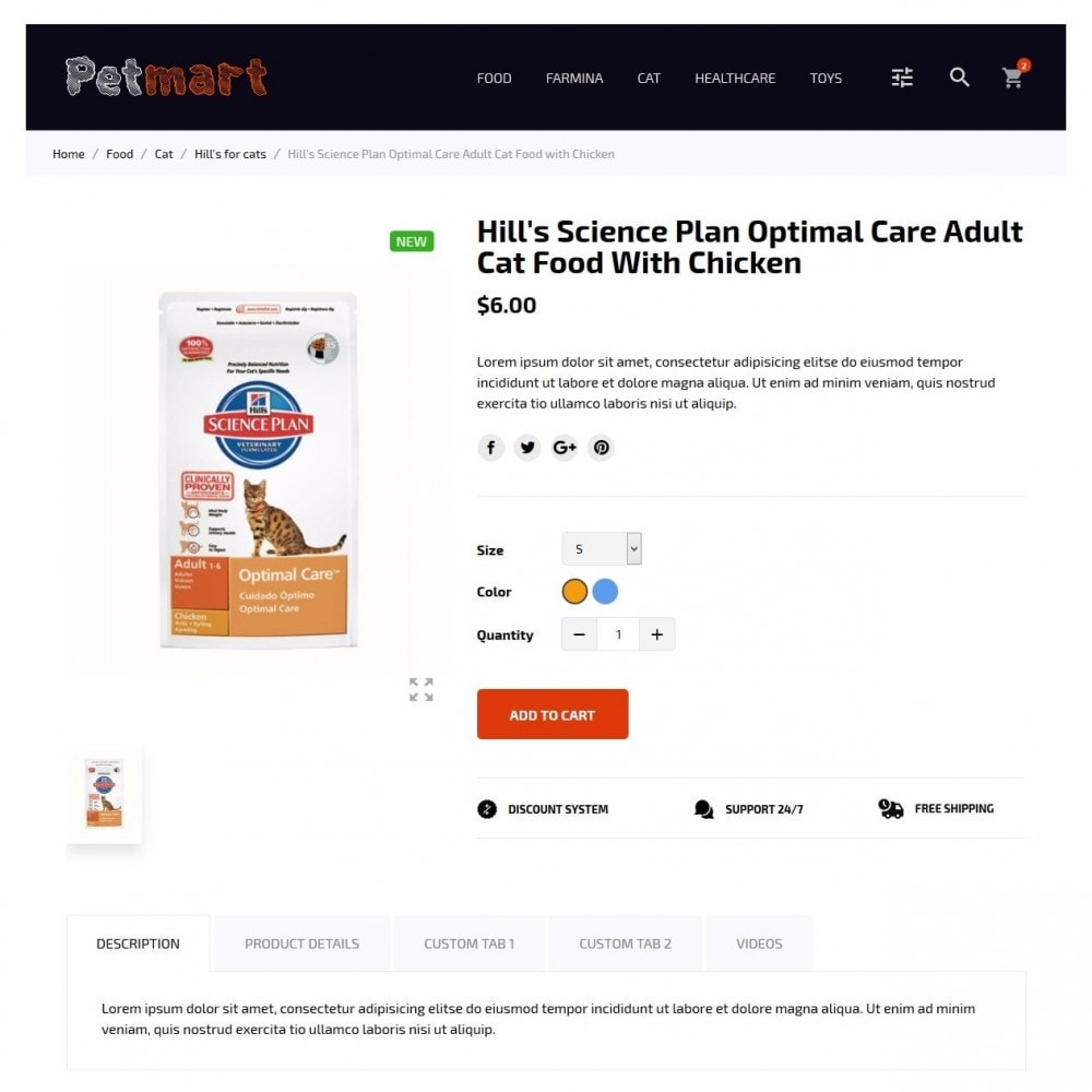 theme - Animales y Mascotas - Petmart - 6
