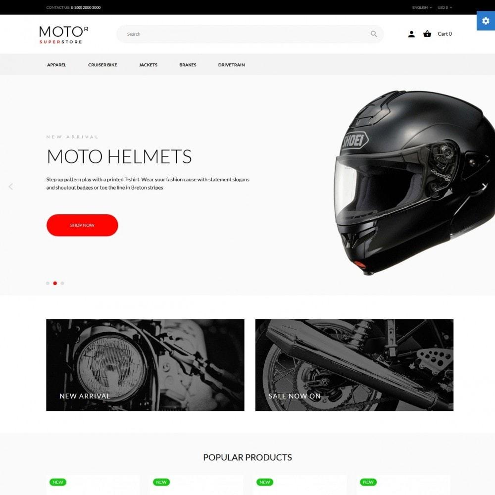 theme - Carros & Motos - Motor - 2