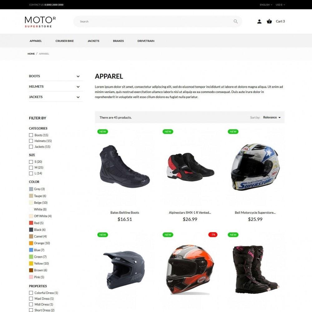 theme - Carros & Motos - Motor - 6