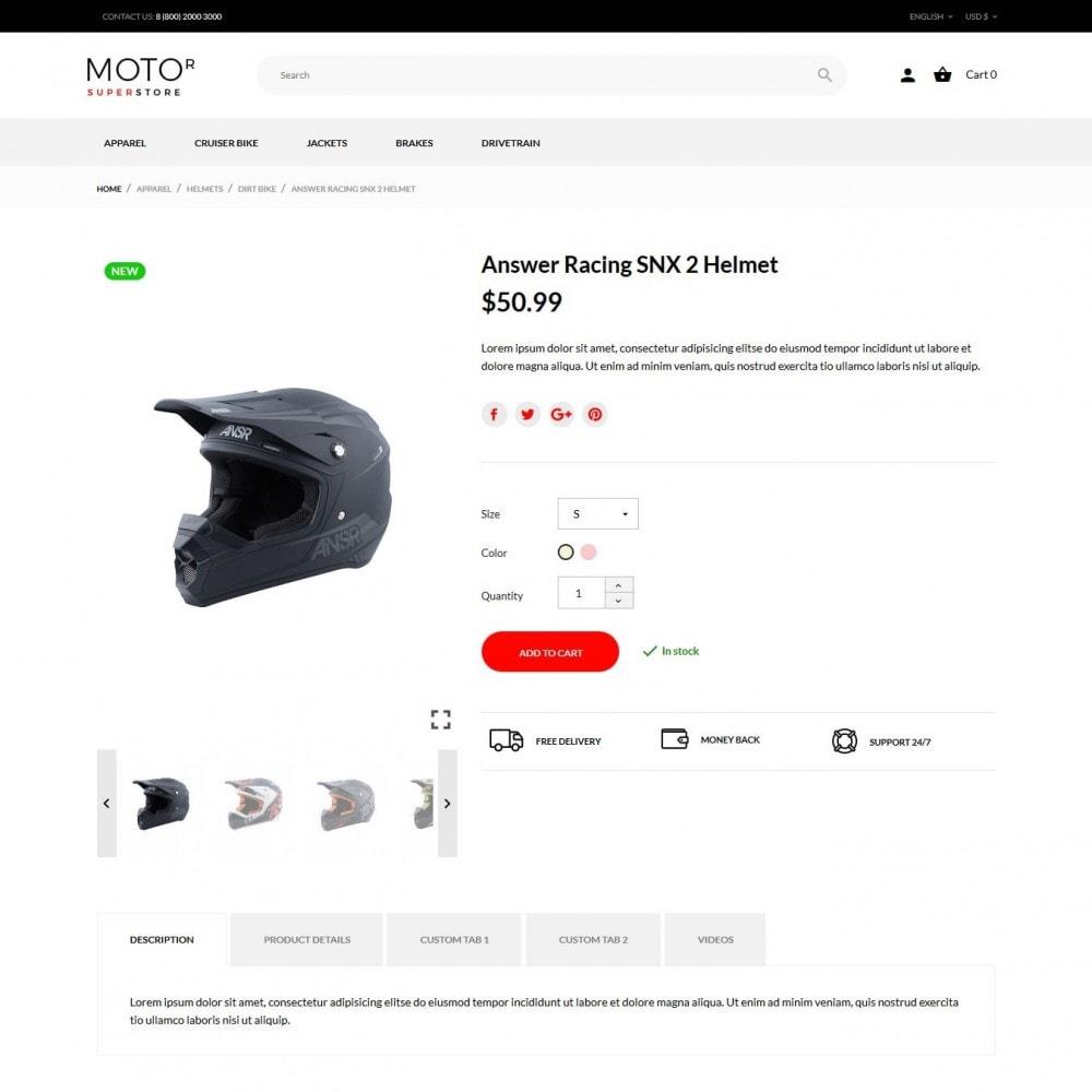 theme - Carros & Motos - Motor - 7