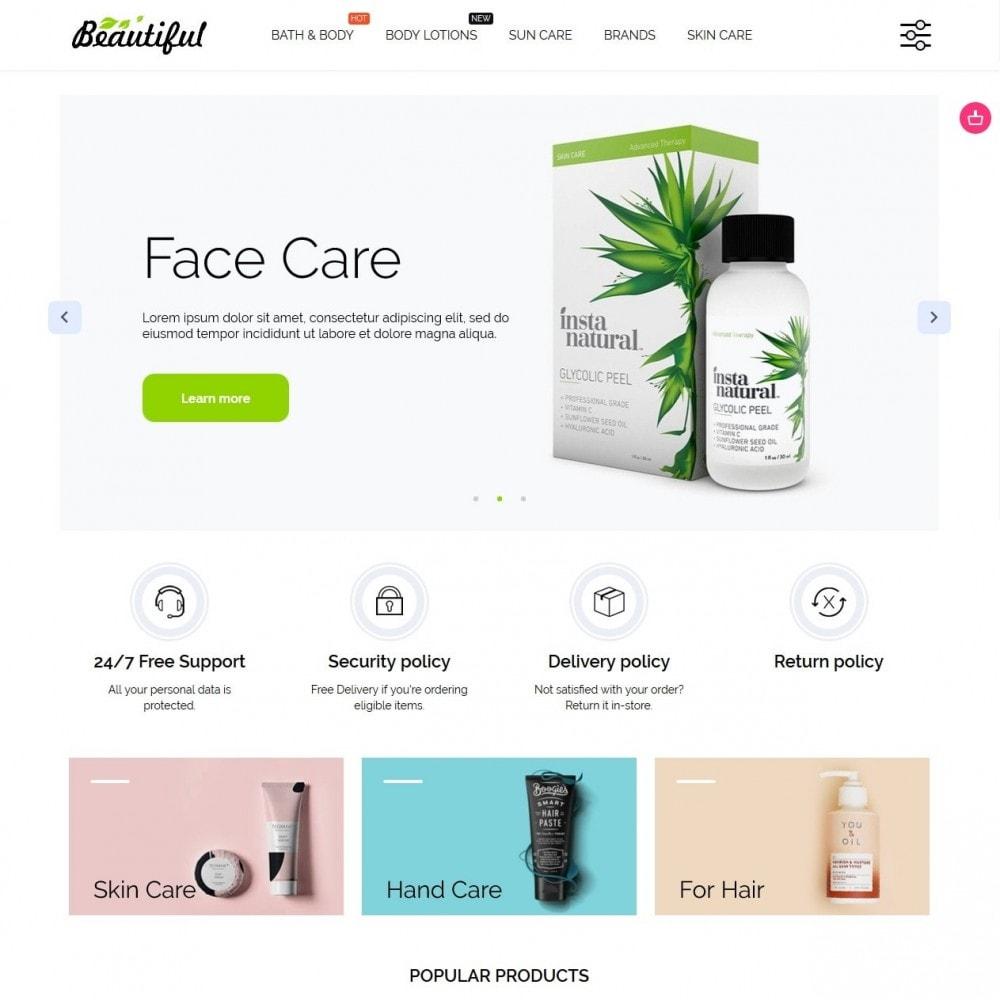 theme - Gezondheid & Schoonheid - Beautiful Cosmetics - 2