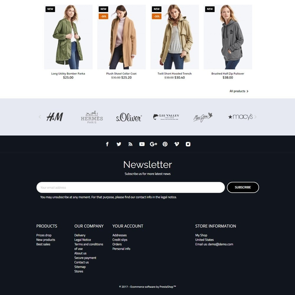 theme - Mode & Schuhe - Moon Fashion Store - 4