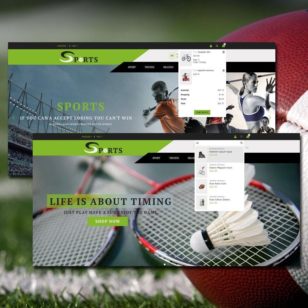 theme - Sport, Loisirs & Voyage - Sport Shop - 3