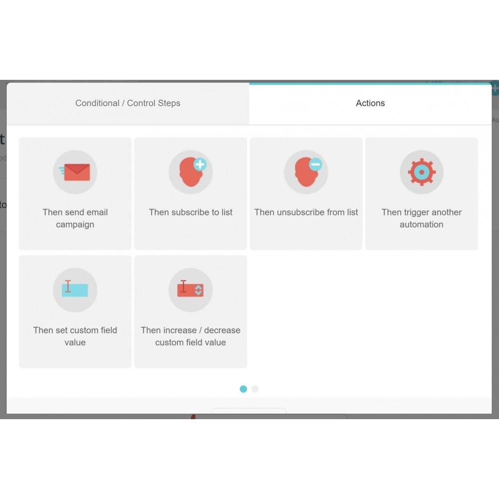 module - Remarketing & Opuszczone koszyki - Moosend Website Connector - 6