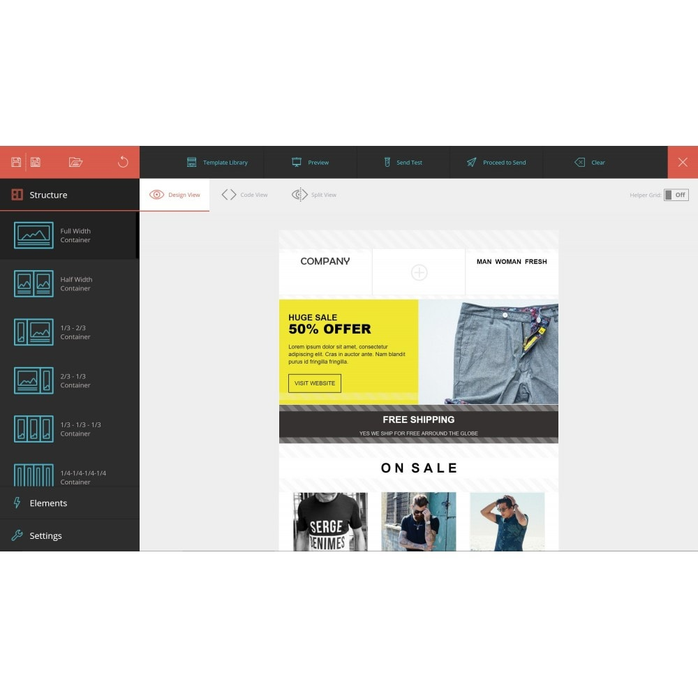 module - Remarketing & Opuszczone koszyki - Moosend Website Connector - 8