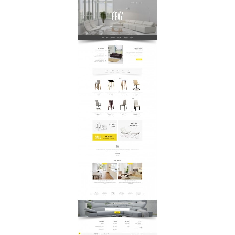 theme - Home & Garden - Gray Furniture Store - 10