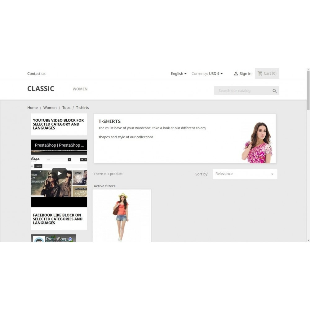 module - Video's & Muziek - YouTube Video Block for Selected Categories & Languages - 2