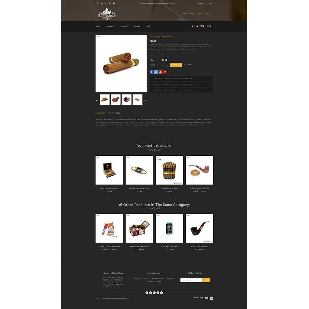 theme - Bebidas & Tabaco - TobaccoRoad Tobacco Shop - 4