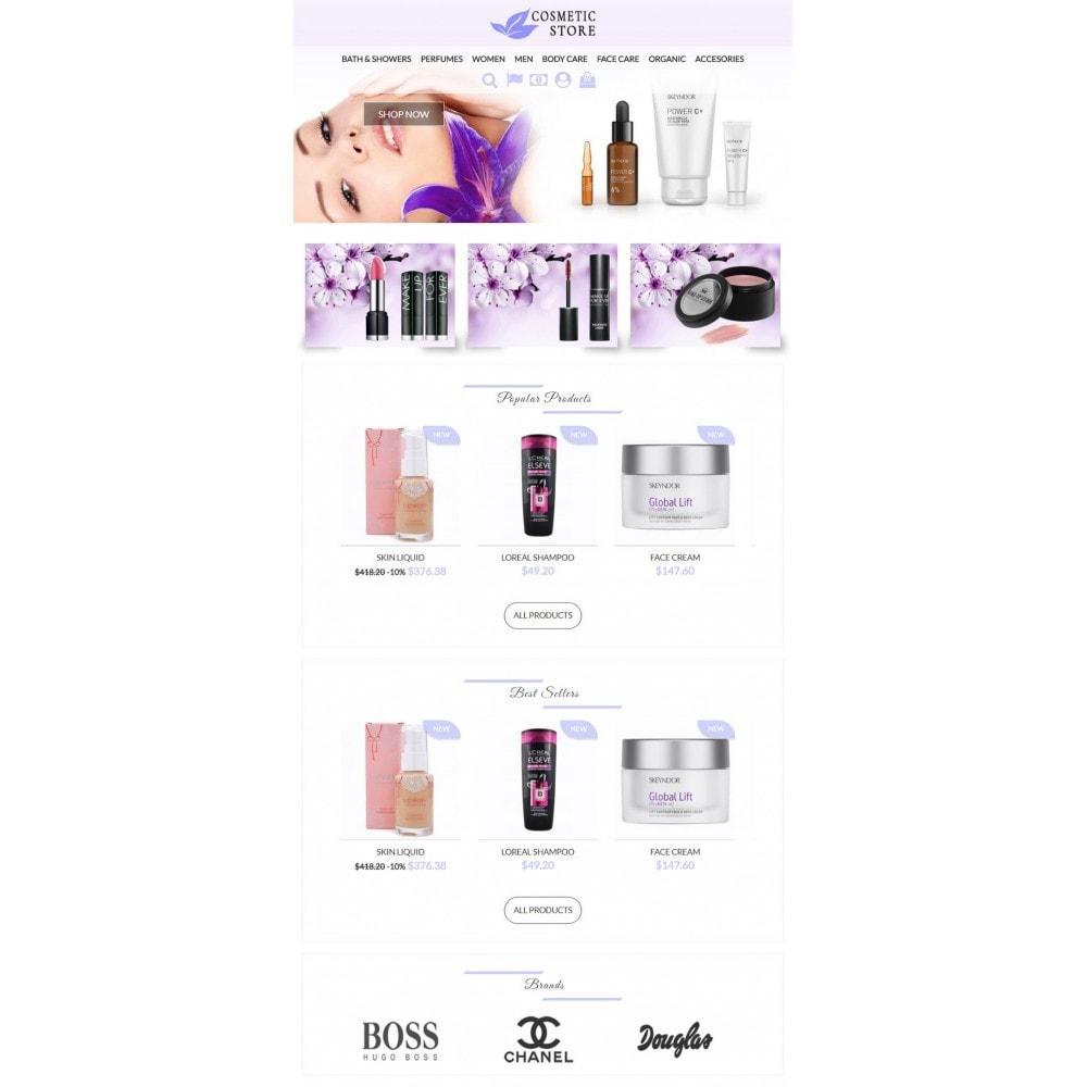 theme - Zdrowie & Uroda - Cosmetic Store - 5