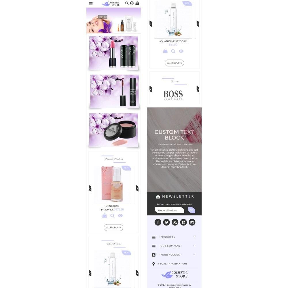 theme - Zdrowie & Uroda - Cosmetic Store - 6