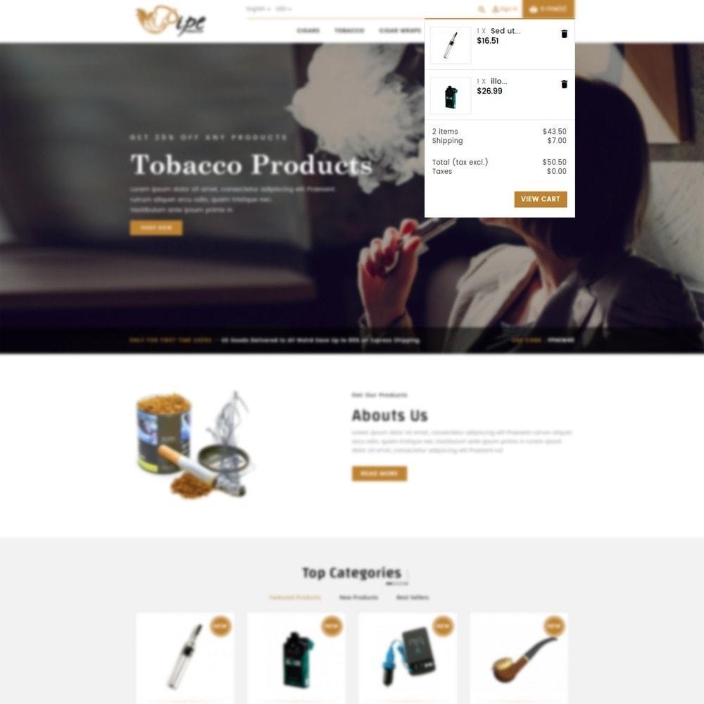 theme - Boissons & Tabac - Tobacco Store - 6