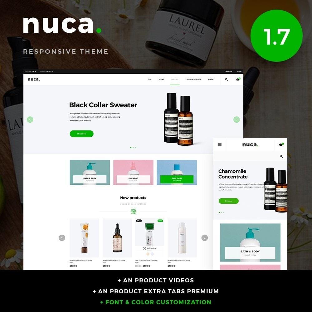 theme - Gezondheid & Schoonheid - Nuca Cosmetics - 1
