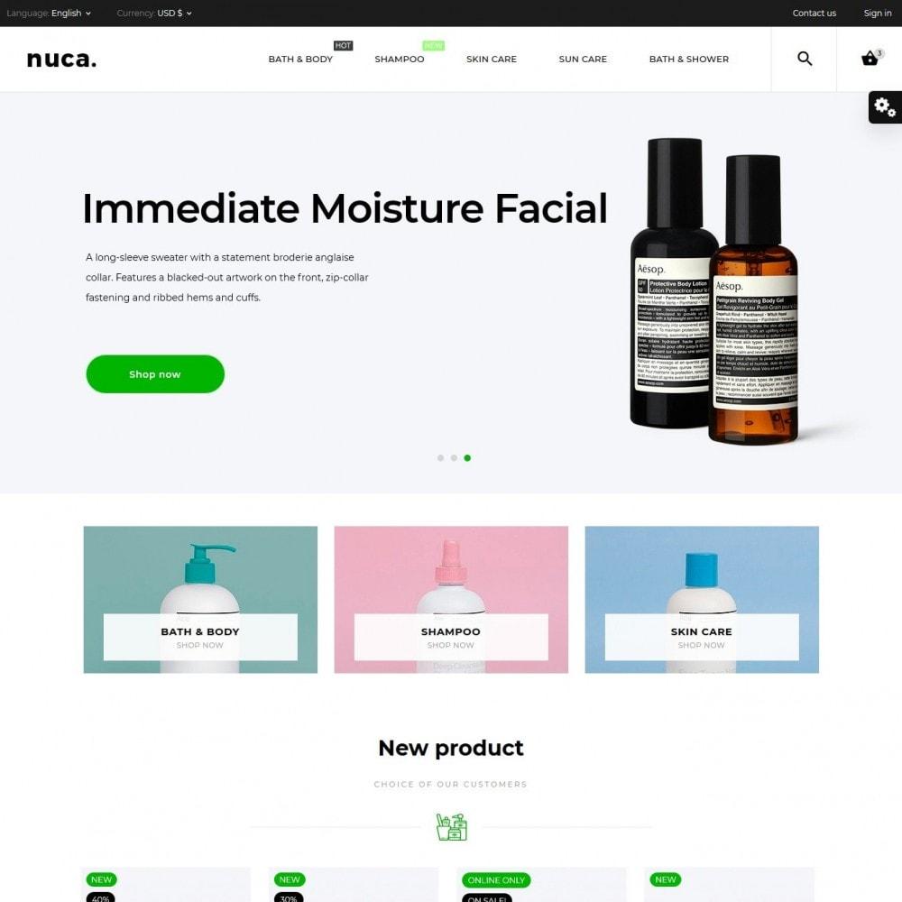theme - Gezondheid & Schoonheid - Nuca Cosmetics - 2
