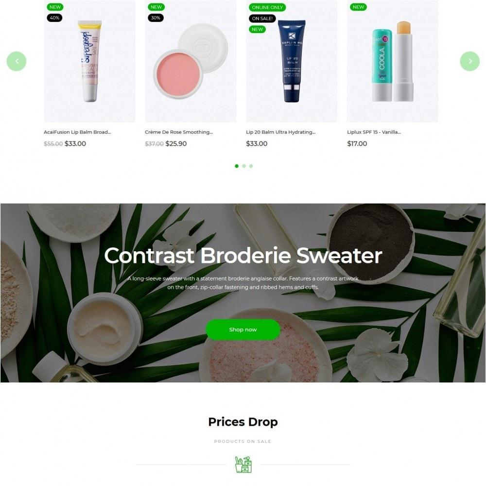 theme - Health & Beauty - Nuca Cosmetics - 3