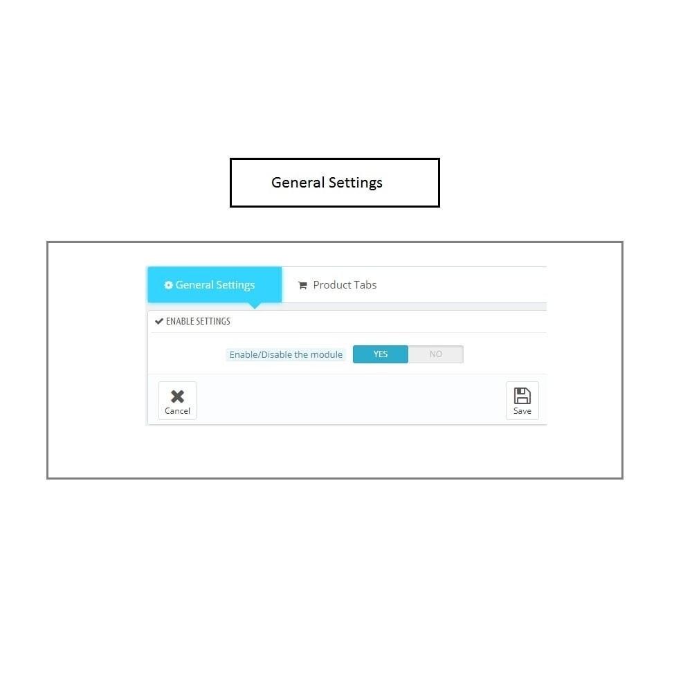 module - Informação Adicional & Aba de Produto - Knowband - Product Tabs - 3