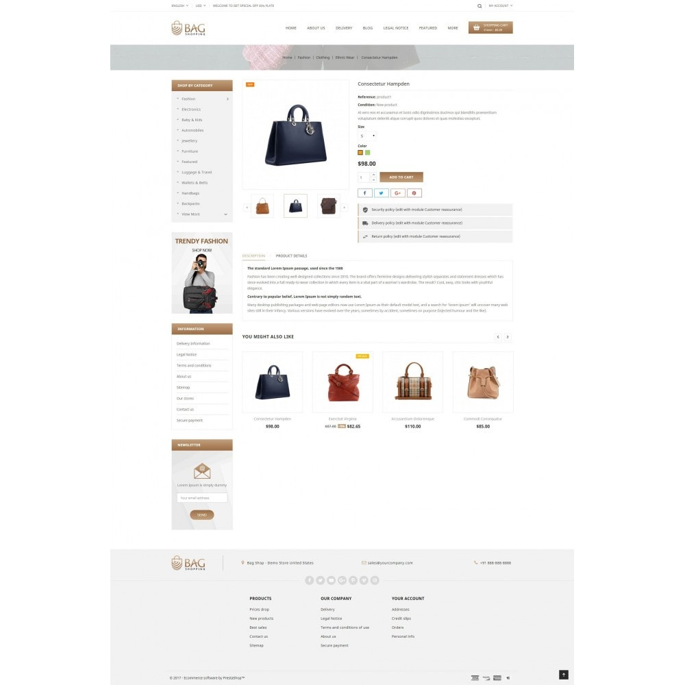 theme - Moda y Calzado - Bag Shop - 5