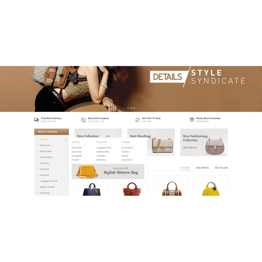 theme - Moda y Calzado - Bag Shop - 8