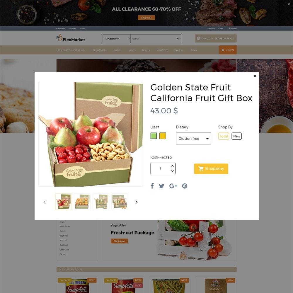 theme - Eten & Restaurant - FlexMarket - 5