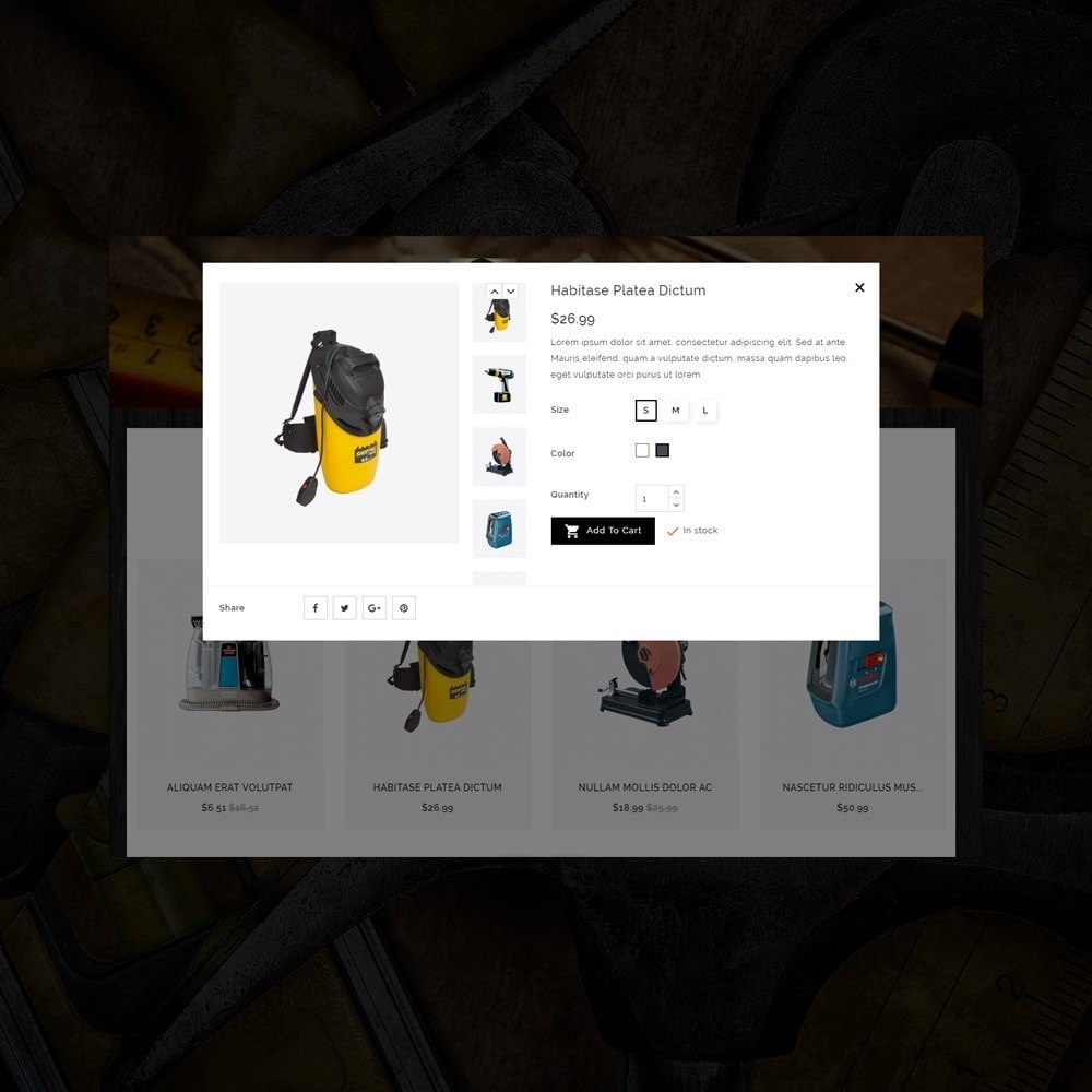 theme - Coches y Motos - Build Tools - Online Store - 10