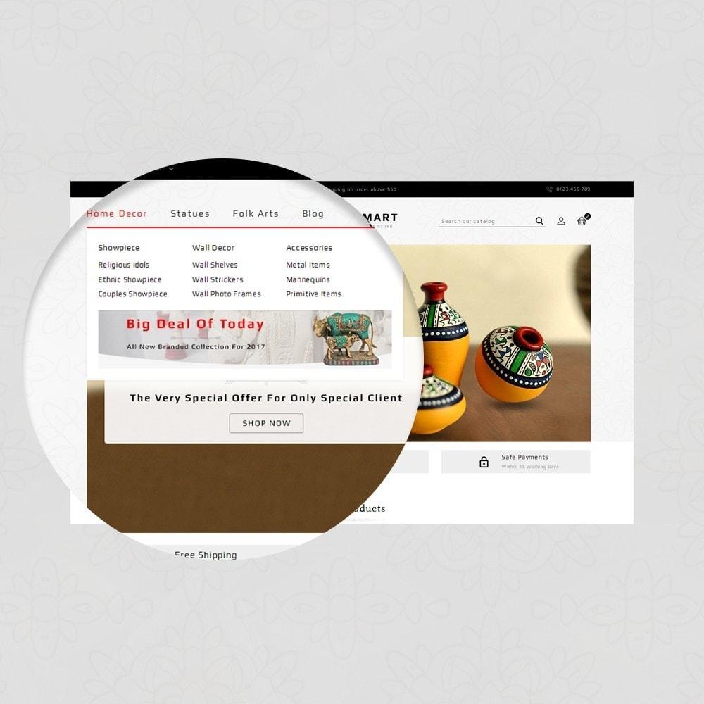 theme - Arte y Cultura - Art Mart - Online Store - 10