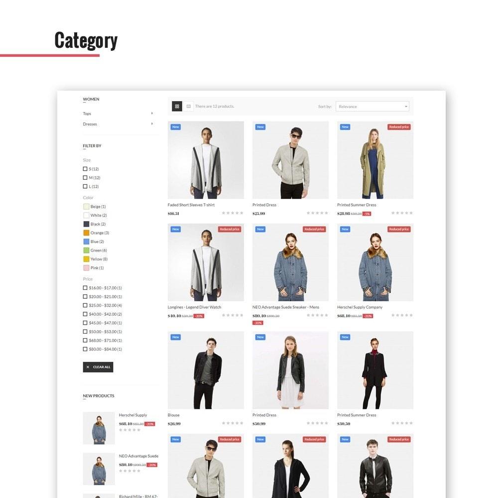 theme - Mode & Chaussures - Leo Zarist - 5