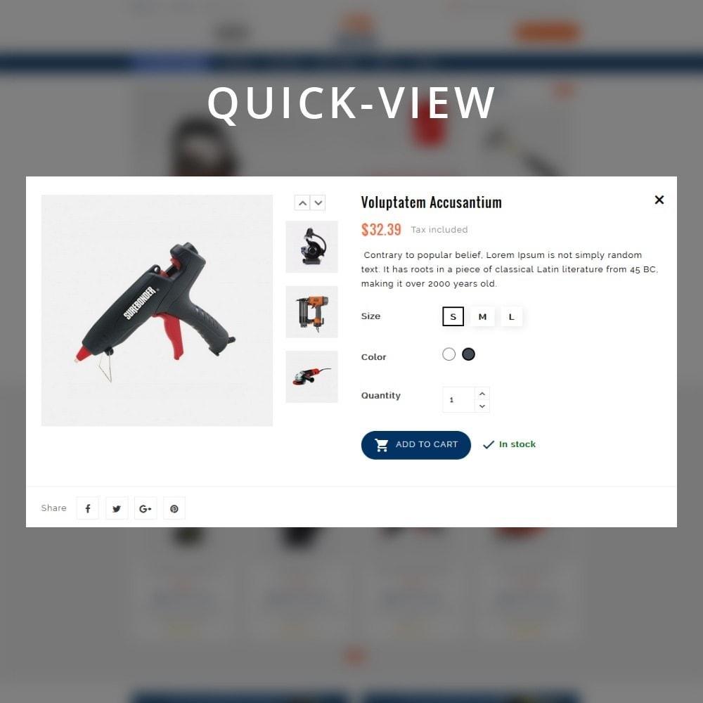 theme - Automotive & Cars - Tweezer Tool Store - 8