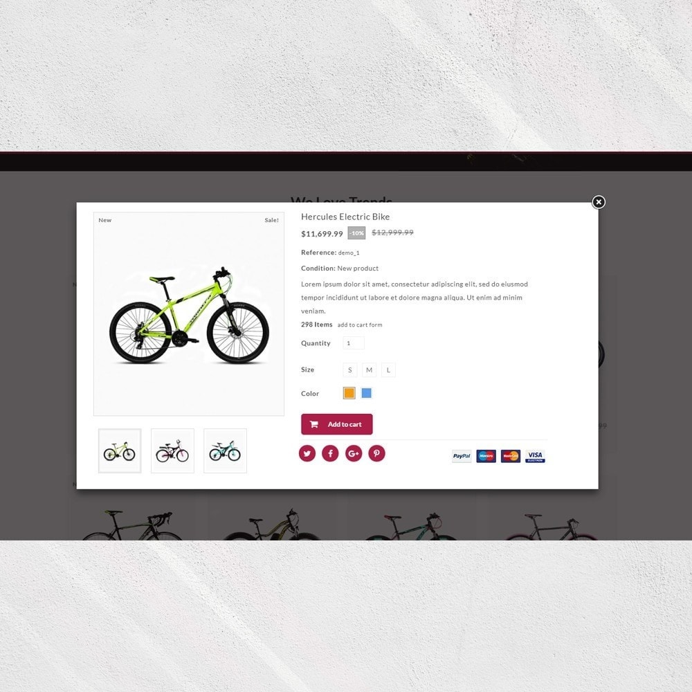 theme - Sport, Aktivitäten & Reise - Automotive Sports - Bicycle Shop - 7