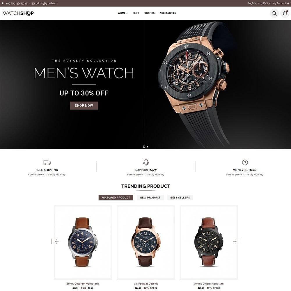 theme - Bellezza & Gioielli - Watch Shop - 2