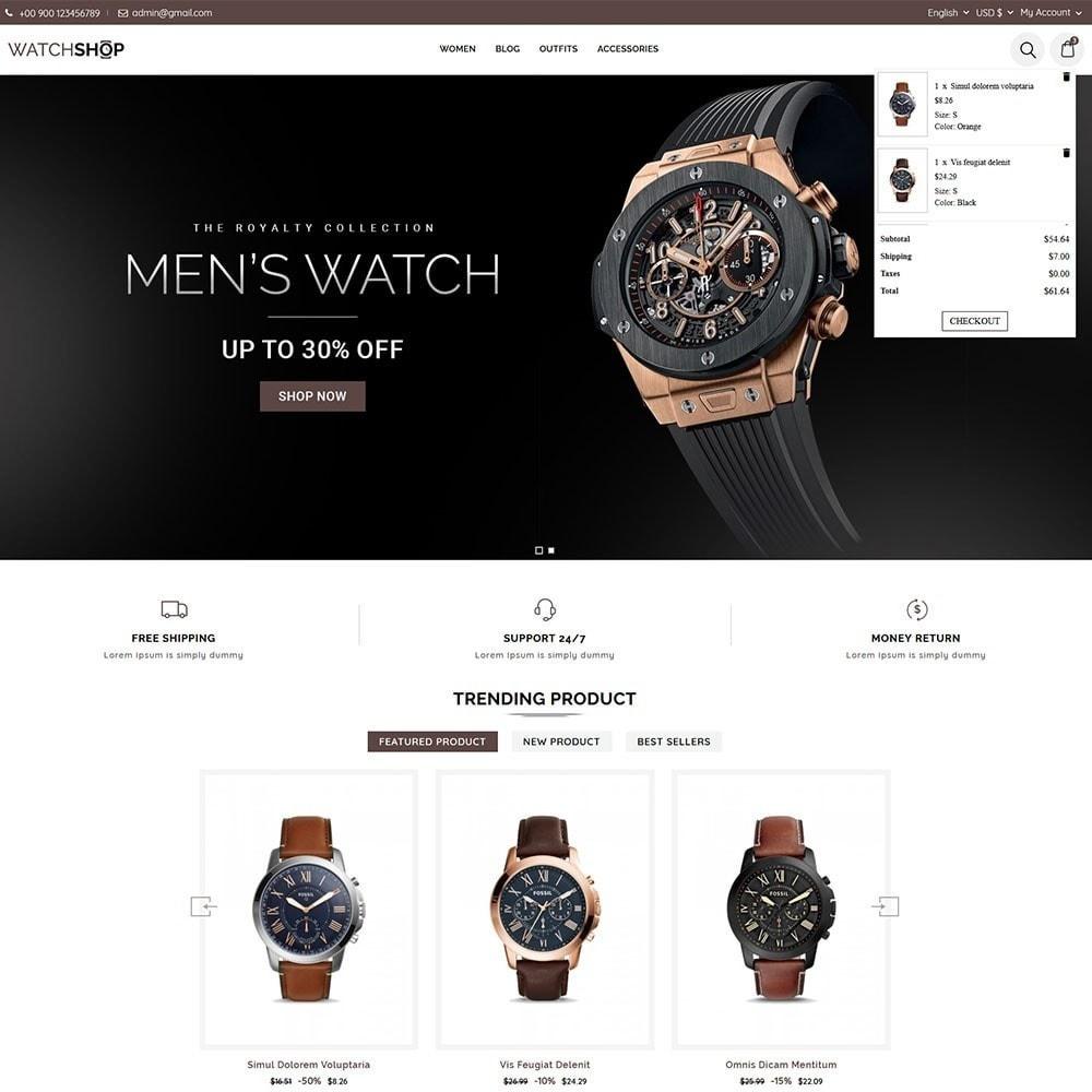theme - Bellezza & Gioielli - Watch Shop - 3