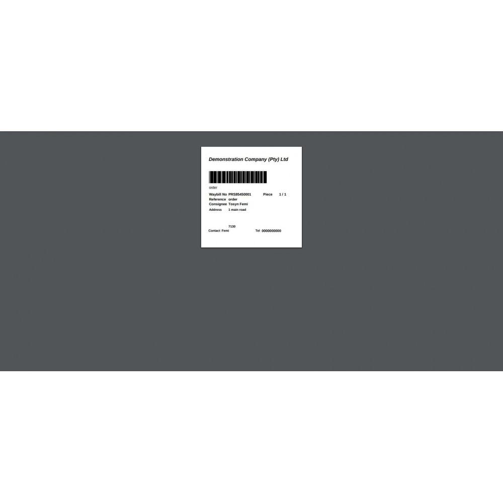 module - Transportadoras - Citi-Sprint Shipping Module - 8