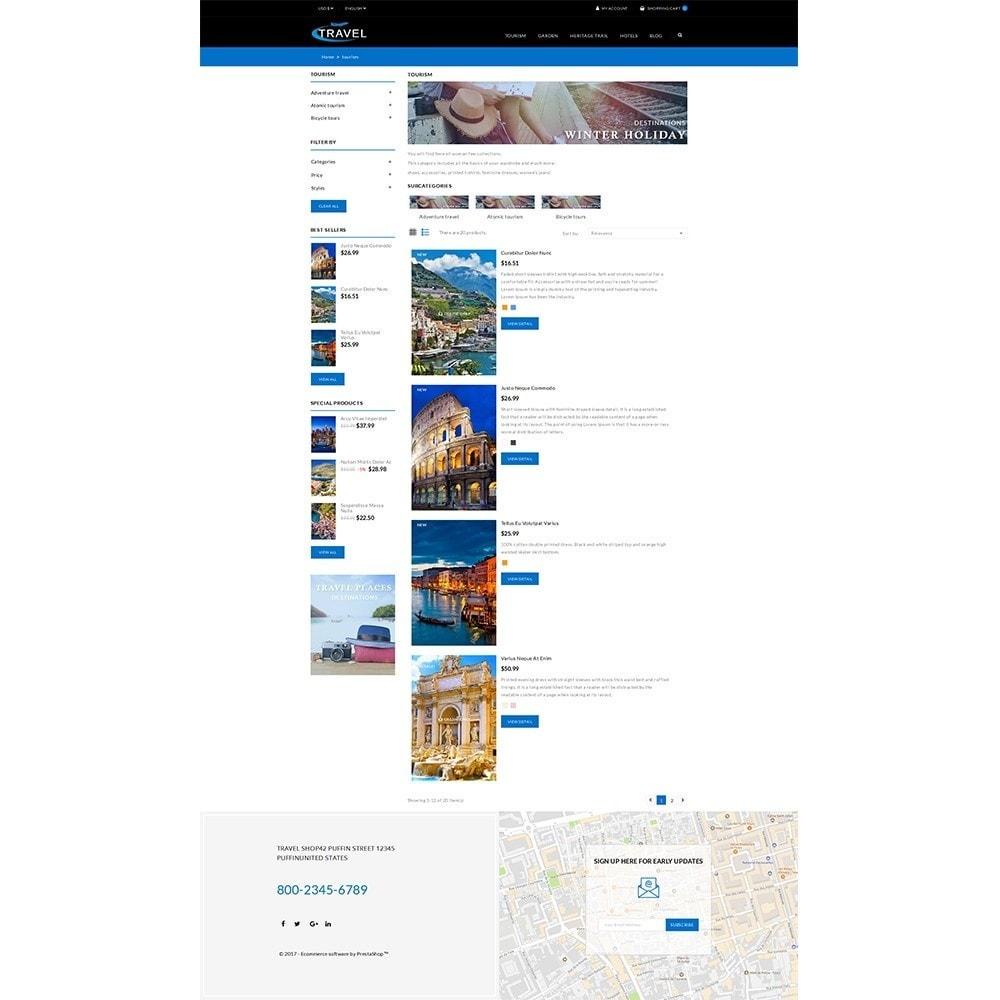 theme - Sport, Rozrywka & Podróże - Travel Shop - 5