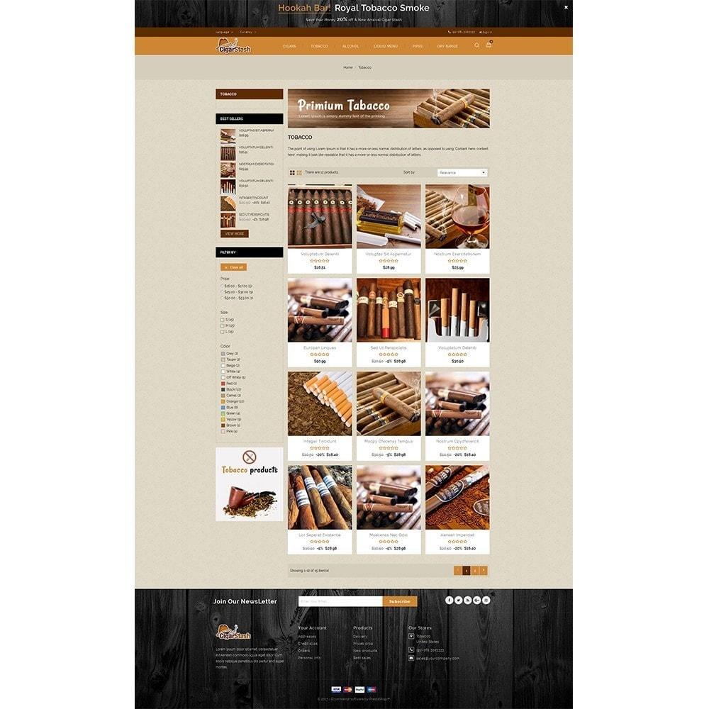 theme - Napoje & Wyroby tytoniowe - CigarStash Store - 3