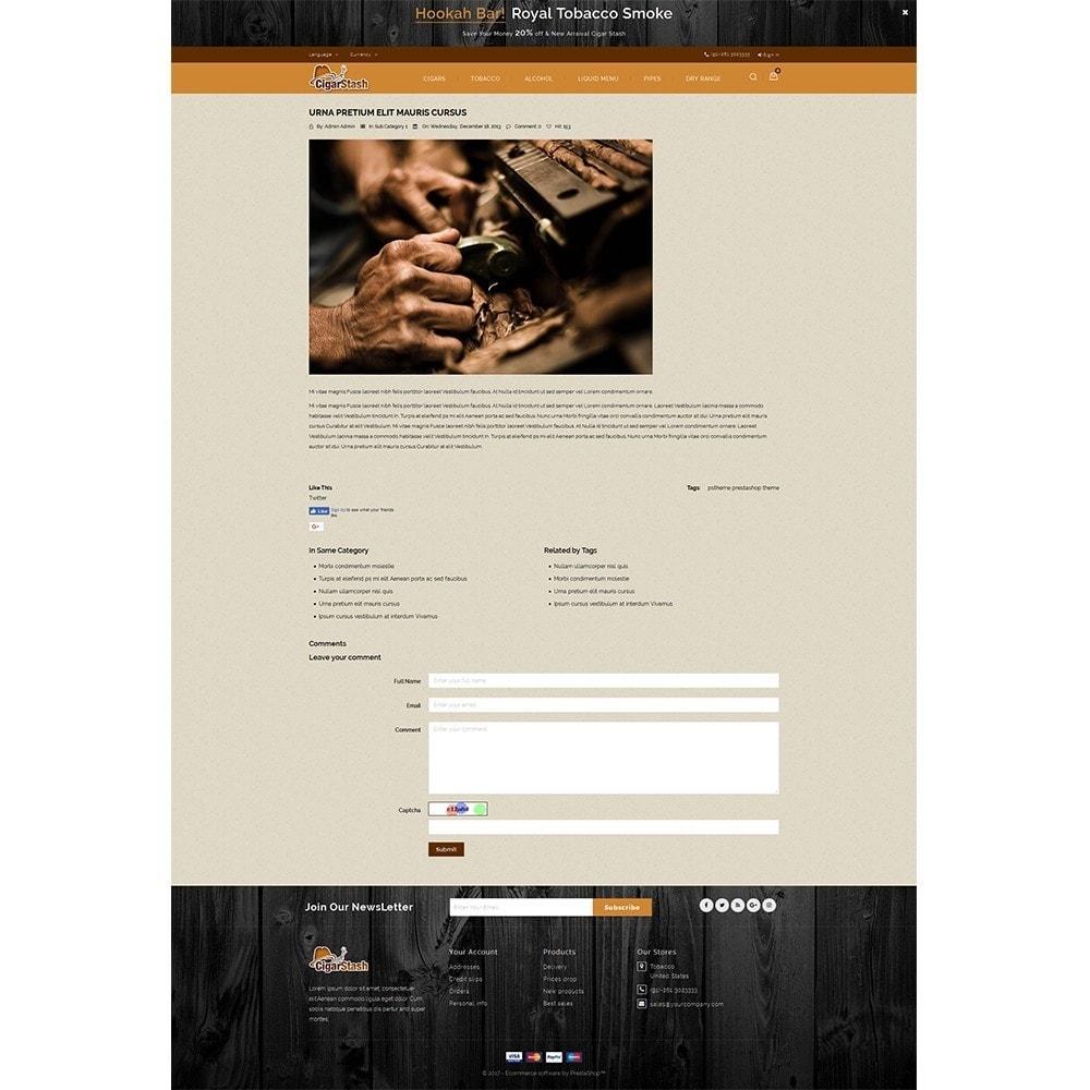 theme - Bebidas & Tabaco - CigarStash Store - 6