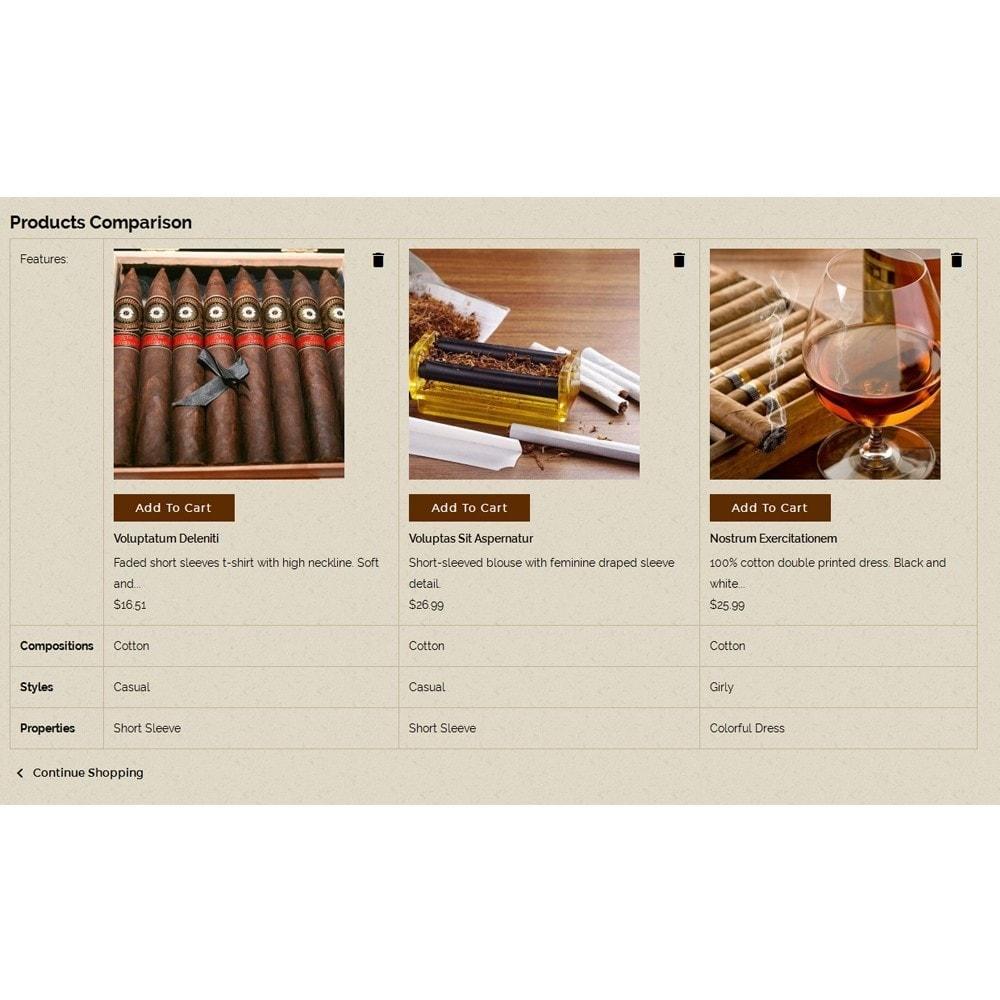 theme - Bebidas & Tabaco - CigarStash Store - 9
