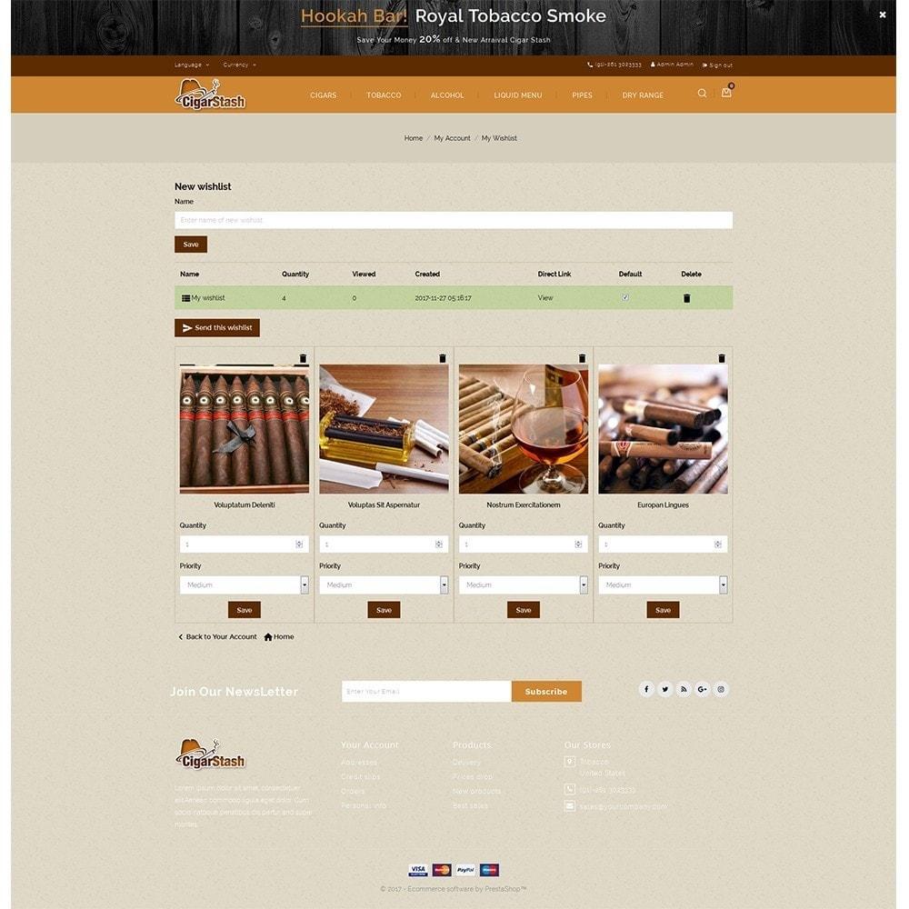 theme - Napoje & Wyroby tytoniowe - CigarStash Store - 10