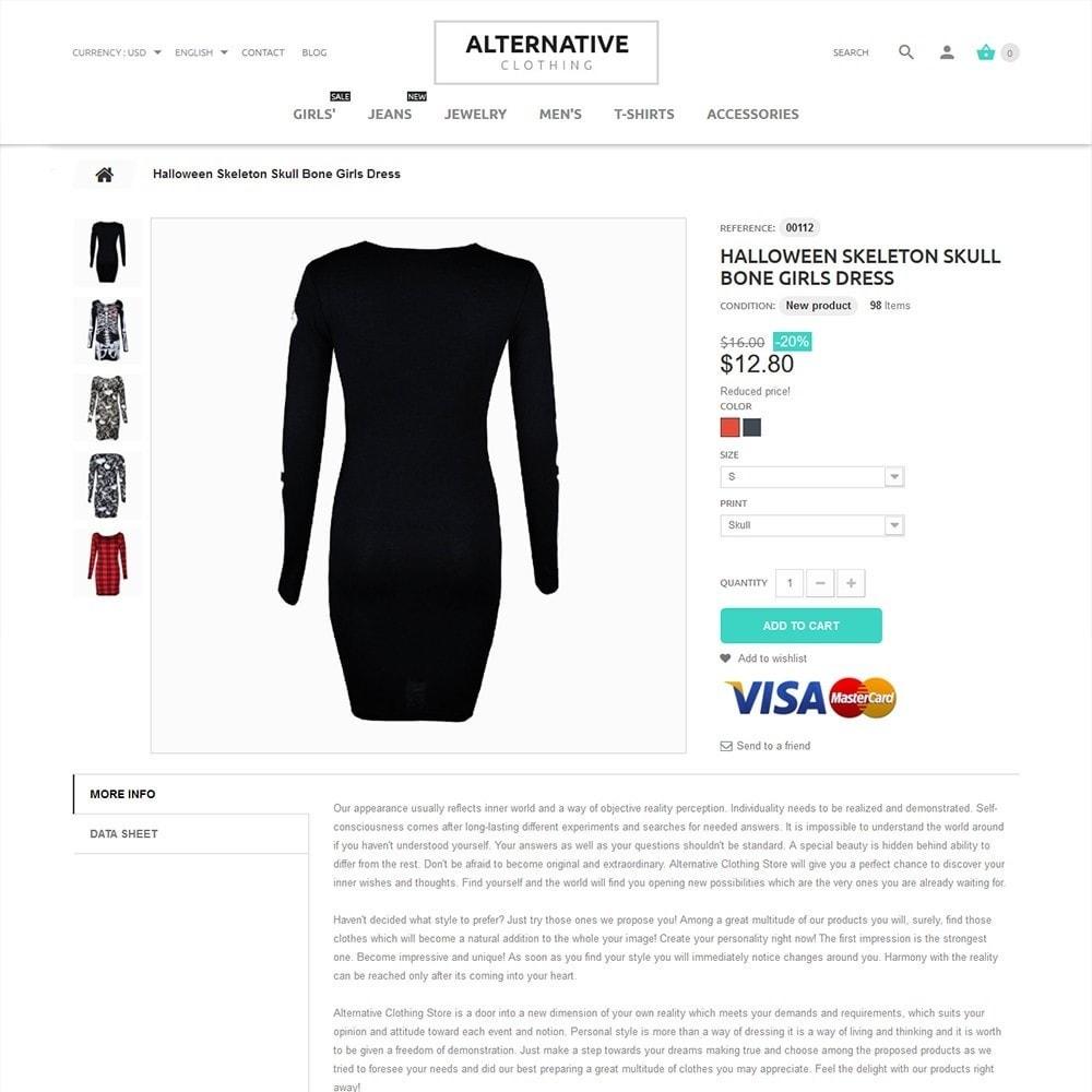 theme - Moda & Calçados - Alternative Closing - 3