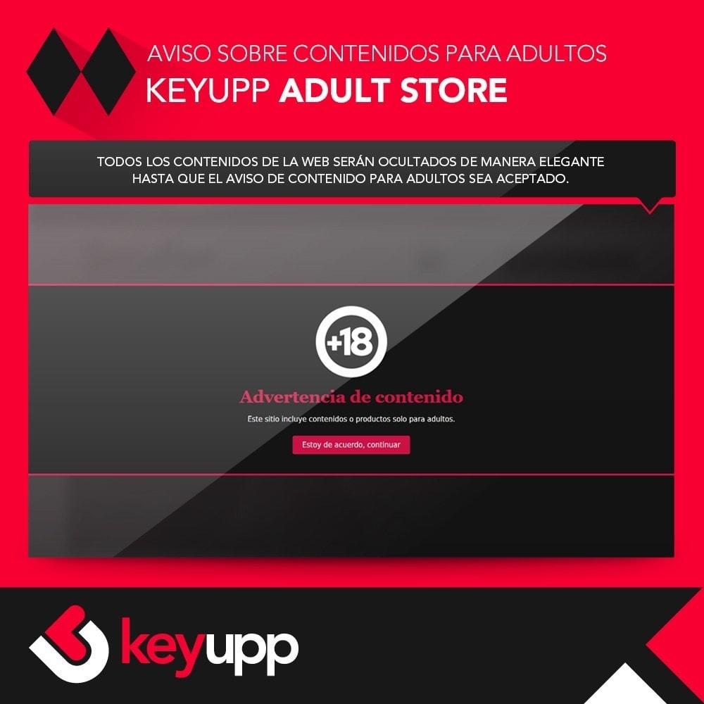 module - Seguridad y Accesos - Aviso de contenido para adultos - 4