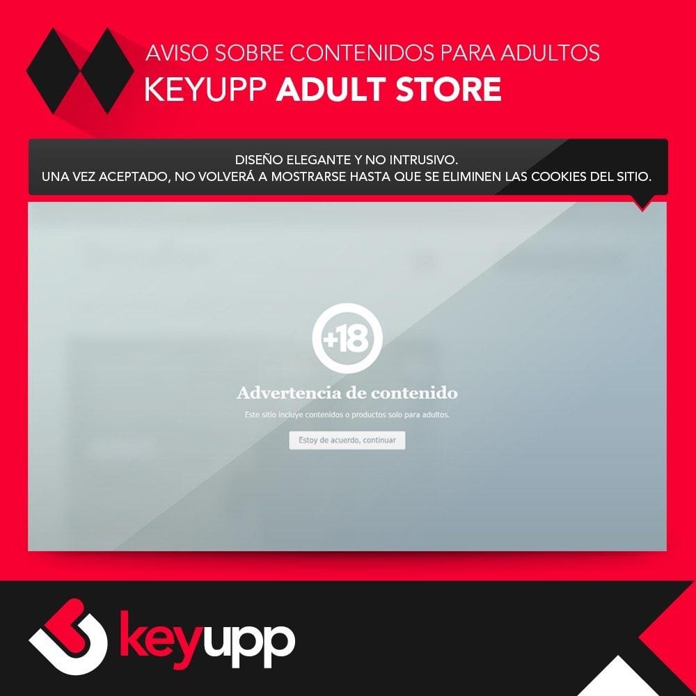 module - Seguridad y Accesos - Aviso de contenido para adultos - 3