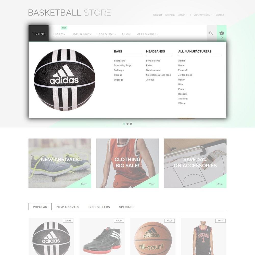 theme - Спорт и Путешествия - Basketball Store - 4