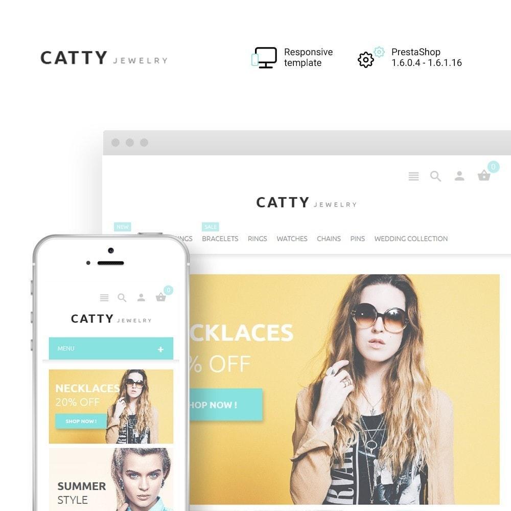 theme - Moda & Calçados - Catty Jewelry - 1